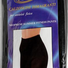 Echipament Fitness - Pantaloni din neopren - colanti pentru slabit - masuri de la M la XXL