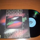 BADEN BADEN disc vinil LP vinyl pick-up pickup