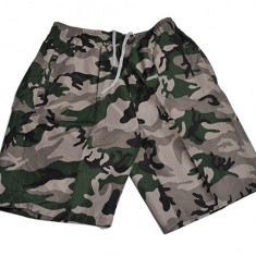 Bermude militare - camuflaj - model 3 - Bermude barbati, L, XL, Din imagine