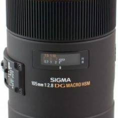 Obiectiv DSLR - Sigma Obiectiv Sigma Canon 105/2.8 EX DG OS HSM Macro