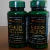 Extract de cafea verde. Supliment alimentar. Cura slabire. Dieta. Antioxidant