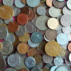 Licitatie 222 monede straine si romanesti (inclusiv ARGINT)- de la 1 Eu!, Europa, An: 1990
