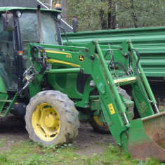 Vand tractor John Deere 5620