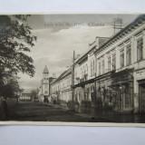 Alba-Iulia, strada General Conda - Carte Postala Transilvania 1904-1918, Circulata, Fotografie