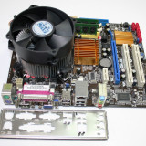KIT Quad Core X5450 (Q9650) 3GHz + ASUS P5KPL-AM EPU + 4GB RAM, GARANTIE!!