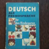 DEUTSH ALS FREMDSPRACHE - URSULA BRANDSCH - Carte educativa