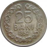 3. ROMANIA, 25 BANI 1952 - Moneda Romania