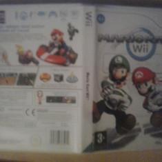 Jocuri WII, Curse auto-moto, 3+, Multiplayer - MARIO KART - Joc Nintendo Wii (GameLand )