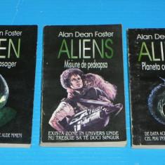 Seria Alien Al 8-lea pasager Misiune de pedeapsa Planeta condamnatilor (05305 - Carte SF