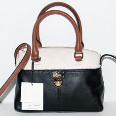 Geanta Dama Calvin Klein, Geanta stil postas, Piele - 100% AUTENTIC - Geanta CALVIN KLEIN - Poseta Dama, Femei Originale - Stil Postas