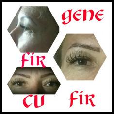 Gene fir cu fir - Gene false
