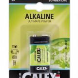 1x baterie Calex Alkaline 6LR61/9V CA007 - Baterie Aparat foto
