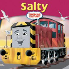 My Thomas Story Library - Thomas and Friends - Nr.19 carte SALTY - Carte educativa