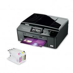Brother DCP-J925DW imprimanta cu cartuse reincarcabile - Imprimanta cu jet