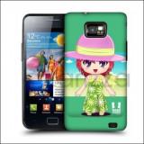 Husa Samsung Galaxy S2 i9100 - Husa Telefon Samsung, Galben, Plastic, Fara snur, Carcasa
