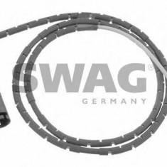 Senzor de avertizare, uzura placute de frana BMW X3 3.0 i xDrive - SWAG 20 92 4012 - Senzor placute