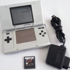 Nintendo DS + joc Monster House + incarcator - originale