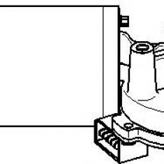 Motor stergator AUDI A3 1.6 - TOPRAN 108 792 - Motoras stergator