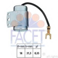 Condensator, aprindere - FACET 0.0065 - Delcou