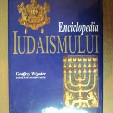 G.WIGODER - ENCICLOPEDIA IUDAISMULUI (IUDAISM/DICTIONAR/ISTORIA RELIGIILOR) - Carti Iudaism