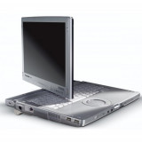 Laptop Panasonic Toughbook CF-C1,core i5,4gb,320gb sata,touch+pen,2baterii