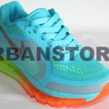 Adidasi Nike Air Max 2014 Turcoaz + LIVRARE GRATUITA! - Adidasi barbati, Textil
