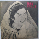 Maria Lataretu - Disc vinil, vinyl, 10'' format mijlociu - Muzica Populara