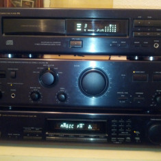Linie onkyo amplifier onkyo R1 / A-803, Tuner si compact disc player - Amplificator audio