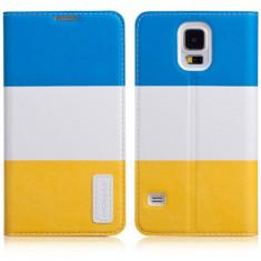 Husa Samsung Galaxy S5 |Flip Modern Note Momax - Husa Telefon