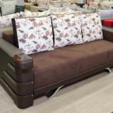 Canapea extensibila cu 3 locuri Daven, canapele extensibile moderne