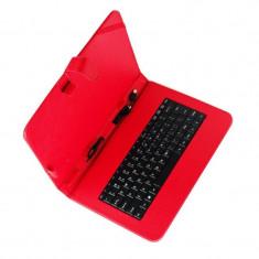 Husa universala cu tastatura pentru tableta de 10'' - Husa tableta cu tastatura
