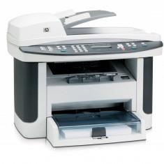 Imprimanta Laser HP LaserJet M1522nf, 24 ppm, Monocrom, USB, Retea, ADF, Copiator, Scaner, Fax - Imprimanta matriciale
