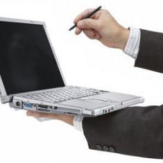 Panasonic ToughBook CF-T8 - C2D U9600 si 4GB/250GB cu Touch, Service - Laptop Panasonic, Intel Core 2 Duo