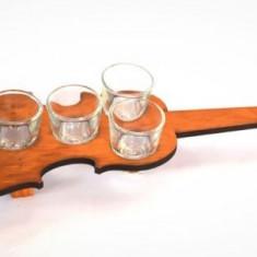 Set bauturi aperitiv – vioara