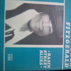 (M) DISC VINIL - ELLA FITZGERALLD - Muzica Jazz electrecord