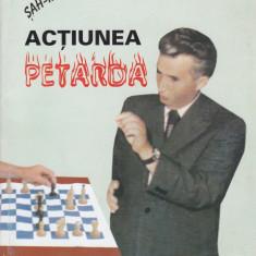 Vasile Brasoveanu - Actiunea Petarda - 615083 - Biografie