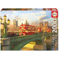 Puzzle Educa 2000 Piese Podul Westminster Din Londra