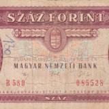 UNGARIA 100 forint 1992 VF-!!!