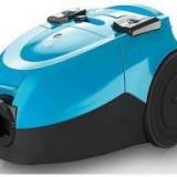 Aspirator Dirt Devil Popster Splash, 800W, Tub Telescopic, cu sac, albastru - Aspiratoare cu Sac