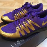 Adidasi Originali Nike FREE 5.0 TR iD, Autentici, Noi, Marimea 45 ! - Adidasi barbati Nike, Culoare: Din imagine, Textil