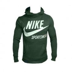 Hanorac Nike Air Max Sportswear Model Cristiano Ronaldo Cod Produs G505 - Hanorac barbati Nike, Marime: XL, Culoare: Din imagine, Bumbac