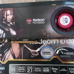 Sapphire HD 6950 2gb ddr5 / 256 bits Gaming DX11 Hdmi Box - Placa video PC Sapphire, PCI Express, Ati