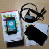 LL vodafone Smart mini 875 - Telefon mobil Vodafone, Negru, <1GB, Neblocat, Single SIM, Dual core