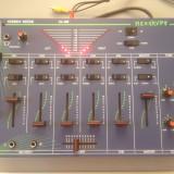 Mixer Audio/Stereo /Analog - MC CRYPT SA 100 (IMPECABIL/TAIWAN) ideal Pick-Up
