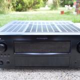 Amplificator Denon AVR-2809 cu HDMI - Amplificator audio Denon, 81-120W