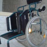 Vand scaun cu rotile (pentru persoane cu dizabilitati)