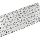 Tastatura laptop Packard Bell ZE6 white V2
