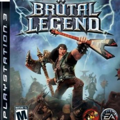 Brutal Legend Ps3 - Jocuri PS3 Electronic Arts