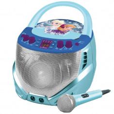 BOOMBOX KARAOKE DISNEY FROZEN - CD player