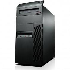 Calculator second hand Lenovo ThinkCentre M92p Core i5-3470 3.2GHz 8GB DDR3 500GB HDD SATA DVD-RW Tower - Sisteme desktop fara monitor